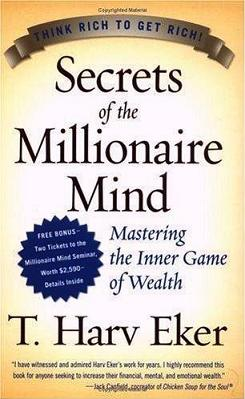 Secrets of a Millionaire Mind – Book Giveaway
